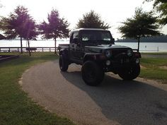 Click image for larger version Name: Views: 173 Size: KB ID: 9657 Aev Jeep, Jeep Tj, Wrangler Truck, American Expedition Vehicles, Rubicon, First Photo, Monster Trucks, Larger, Image