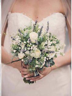 Wedding Bouquets Lavender Babies Breath lavender roses and gypsophila bridal bouquet a a Vintage Bridal Bouquet, Rose Bridal Bouquet, Lavender Bouquet, Bridal Flowers, Lavender Roses, Simple Wedding Bouquets, Wedding Flower Arrangements, Bride Bouquets, Wedding Dresses