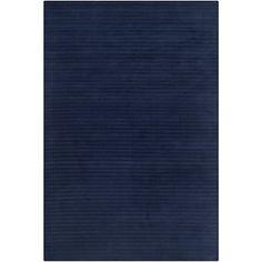 Upper Deck - Navy Blue - Hand-Knotted - Floorcovering - Products - Ralph Lauren Home - RalphLaurenHome.com
