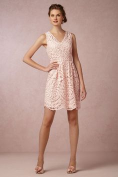 Sienna Dress in Blush I A reasonable choice