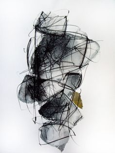 beautiful graphic abstract http://dailyartjournal.tumblr.com/post/15454959857/kitty-sabatier … by Kitty Sabatier