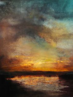 Sunset, Reflected by   Maurice Sapiro