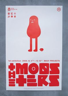 The Monsters Poster, via From up North