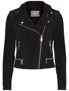 Cool suede jacket