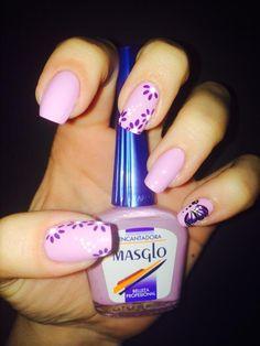 Diseño de Tatiana García #nails #masglo #inspiration Creative Nail Designs, Cute Nail Designs, Creative Nails, Love Nails, Fun Nails, Pretty Nails, Cherry Blossom Nails, Mani Pedi, Nails Inspiration