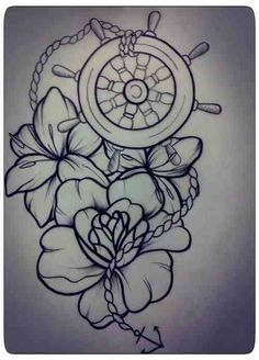 Nautical Tattoos, Designs And Ideas : Page 60