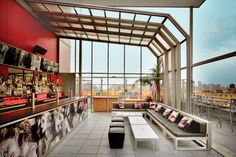 """Check out @refinery29's feature on """"12 NYC Rooftops that take drinking and dining to new heights"""""""