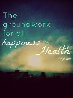 groundwork is health