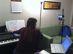 The Teaching Studio: Online Piano Teaching - how to teach piano lessons online via Skype or FaceTime!