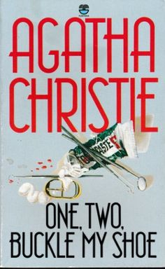 Agatha Christie ONE, TWO, BUCKLE MY SHOE (Paperback, 1987)