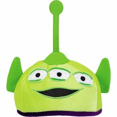 Our Toy Story Game Deluxe Alien Hat is perfect for a Toy Story party! Each plush hat is shaped like the aliens in the film. Measures x One size fits most children. Includes 1 hat per package. Toy Story Alien Kostüm, Toy Story Kostüm, Toy Story Party, Toy Story Halloween, Halloween Costume Shop, Halloween Costumes For Kids, Halloween Party, Halloween Supplies, Kids Party Supplies