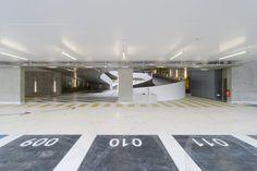 Parking Building in Grenoble / GaP Grudzinski & Poisay Architectes