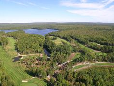 Lost Creek Golf Club - Arial Shots