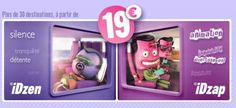 iDTGV automne 2012 : billets de train et TGV à partir de 19€
