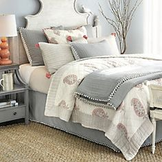 Ballard Designs White Sale now until February 20! Save 20% and get free shipping. Includes bedding and bath; see site for details