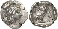 Learn more about ancient coins at the Money Museum's History of Money exhibit: http://www.money.org/explore-the-world-of-money/money-museum/current-exhibits/history-of-money/ancient.aspx
