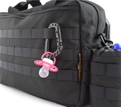 Full Load Out 2.0 Diaper Bag Set - Tactical Baby Gear - 11
