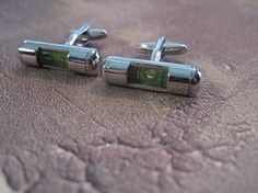 Keep it Level Cuff Links by blinkphoto on Etsy