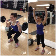 Squat press. Finding your fit place. http://findingyourfitplace.com/2014/02/03/workout-full-body-circuit/