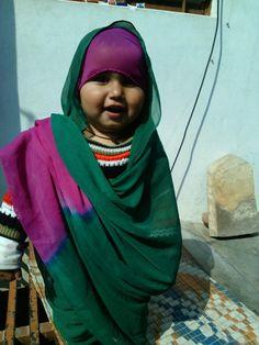 Lovely baby anika