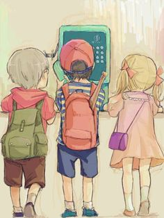 me and my friends XD