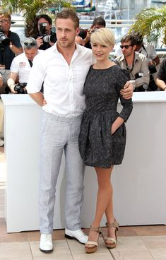 "Michelle Williams Photos - Michelle Williams at the ""Blue Valentine"" Photocall - Zimbio"
