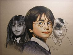 Harry and friends by skillman