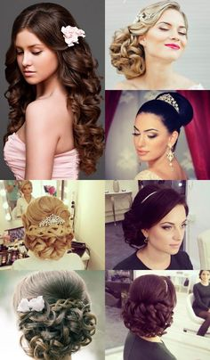 21 Classy and Elegant Hairstyles :| please follow quinceanera & deco we been very lonley and havnt gain anyone new :(