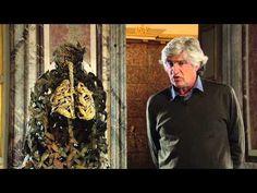 L'artiste italien Penone expose ses arbres à Versailles - YouTube