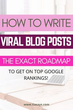 A step by step guide on writing a viral post from scratch with the easiest and effective way to  research viral topics plus the ways to promote your blog post that gets viral overnight! Get your list of 150  blog post ideas to never scratch your head on such a silly thing! #freedownload #viralblogpost #freebie #getviral