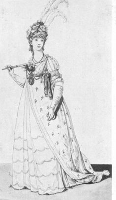 "Making a Regency ball dress. ""How to Make a Regency Ball Gown that Does Not Look Like a Hippie Prom Dress"" Great overview of key historical details."