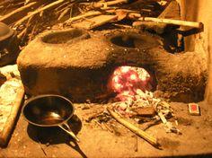 Sri Lankan cooking.