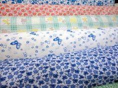 Popeline: antigamente chamado Papeline, ou tecido do Papa e fabricado em Avignon naFrança. É uma tela de algodão puro ou misto, de peso médio, muito usada na confecção de calças e bermudas.