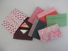 Porta cartões 2 - Origami / Orinuno - Alinne Marques