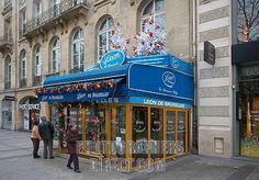 "Leon De Bruxelles, One of my favourite restaurant in Paris, but only the restaurant at ""avenue des champs elysees"" !"