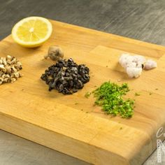 Whats for Dinner: Mushroom tapenade, to start with a easy meal this week.