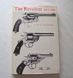 Vintage Book The Revolver 1865 / 1888 Antique Revolver Pistols Collectors of Colt Smith & Wesson Remington and Other Revolvers 1966 Loading that magazine is a pain! Get your Magazine speedloader today! http://www.amazon.com/shops/raeind