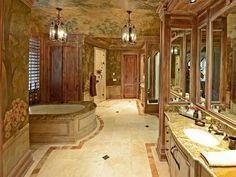 I wish my bathroom looked like this