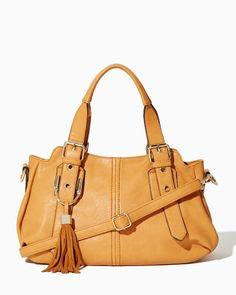 Hayden Horsebit Satchel   Fashion Handbags & Purses - Thoroughbred   charming charlie