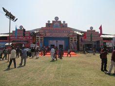 Book fair venue