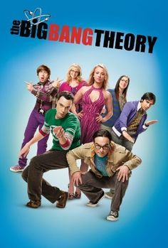 The Big Bang Theory. Funniest thing on TV.....EVER!!!!!
