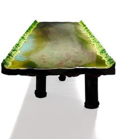 Schön Italie, Gaetano Pesce,River Table, 2012
