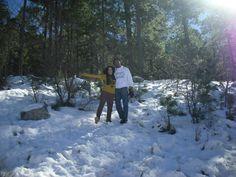 Finalmente conheci a neve de verdade, conheci um outro bioma com uma beleza incrível... e tudo isso ao seu Lado Laurinha meu amor!! Muito Obrigado... Te amo !!! Mt Lemmon em Tucson, AZ