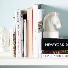 Stylish bookends