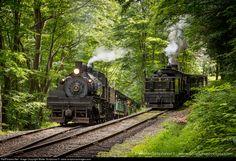 RailPictures.Net Photo: CSRR 6 Cass Scenic Railroad Shay at Cass, West Virginia by Walter Scriptunas II - www.scriptunasimages.com