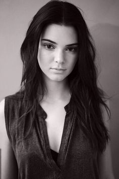 Natural beauty Kendall Jenner ♡