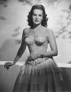 maureen o'hara the spanish main | ... the most cinematic beauties of all time Maureen O'Hara in pictures