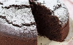 Cake seven jars with chocolate recipe I fancy Dol .- Torta sette vasetti al cioccolato ricetta