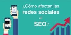 ¿Cómo afectan las redes sociales al SEO? - http://jorgecastro.mx/como-afectan-las-redes-sociales-al-seo/?utm_source=Pinterest #MarketingDigital, #RedesSociales, #SEO