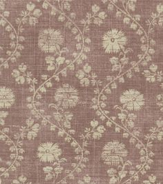 Home Decor Upholstery Fabric-Waverly Hide-N-Seek / Thistle